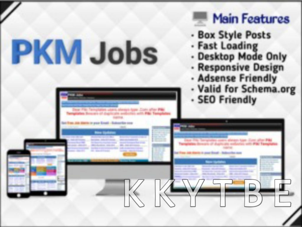 3,PKM JOBS is a heavy use for job templates blogger site. It is a splendid theme created specially for job website in blogger. It is a perfect magazine & multipurpose blogspot theme. It is suitable for sports website, job, result out portal & eCommerce based website.. This template cover each and every topic to get start a job portable website. It is an elegant and minimal designed theme. It comes with unlimited features like admin panel, author drag drop, auto blog post, modern comments system and much mores. It is super SEO Friendly and fast loading theme. It uses Html5 & Css3 techniques. A perfect schema ready blogger theme. The design is much impressive that will attract visitors. It has awesome and eyes catchy widgets. Create unique, modern magazine and community website with PKM JOBS theme.