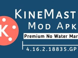 KineMaster Pro Mod Apk 2020 (no watermark)4.16.2.18835.GP V
